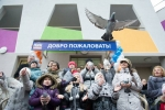 PIK Group opens its new kindergarten in the south of Moscow, the first in Russia adjusted for the kids with disabilities