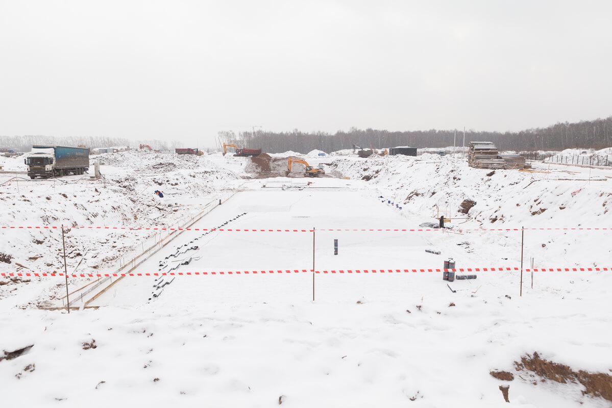 Саларьево Парк ход строительства корпус 14.2