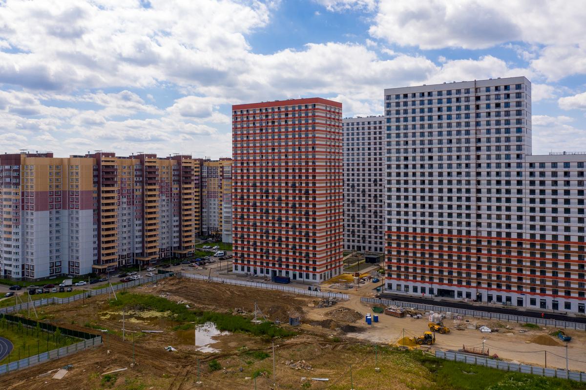 восточное бутово картинки квартир деньгами